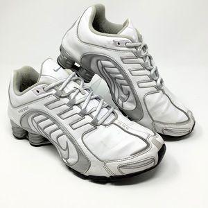 Nike Shox women shoes size. 8